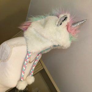 Justice Girl Unicorn Hat